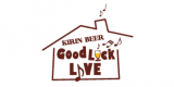 "KIRIN BEER ""Good Luck"" LIVE"
