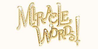 【終了番組】MIRACLE WORDS!